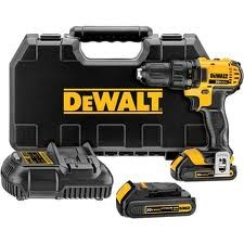 DEWALT Cordless Drill DCD780C2