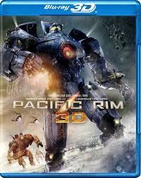 BLU-RAY 3D MOVIE Blu-Ray PACIFIC RIM 3D