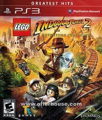 SONY Sony PlayStation 3 Game LEGO INDIANA JONES 2