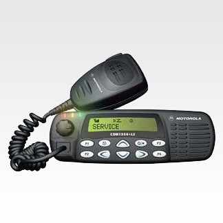 MOTOROLA Police Scanner CDM1550-LS