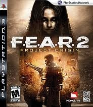 SONY Sony PlayStation 3 FEAR 2 PROJECT ORIGIN