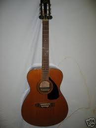 LYLE GUITAR Acoustic Guitar F-520