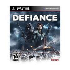 SONY Sony PlayStation 3 Game DEFIANCE