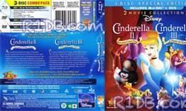 DVD MOVIE DVD CINDERELLA II & III