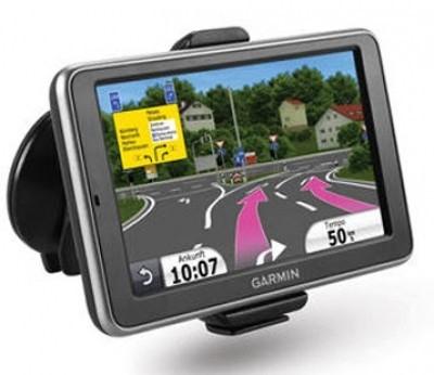 GARMIN GPS System NUVI 2595 LMT