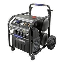KOBALT TOOLS Air Compressor 0320541