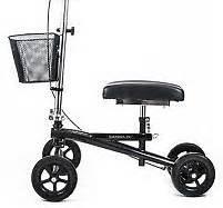 ISOKINETICS Wheelchair/Walker KNEE WALKER/SCOOTER