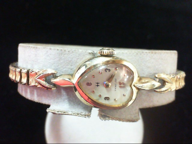 HAMILTON Lady's Wristwatch 757