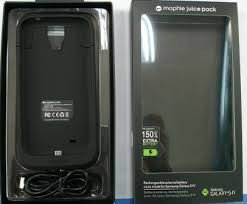 MOPHIE Cell Phone Accessory JUICE PACK SAMSUNG GALAXY S4