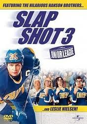 DVD MOVIE DVD SLAP SHOT 3 JUNIOR LEAGUE