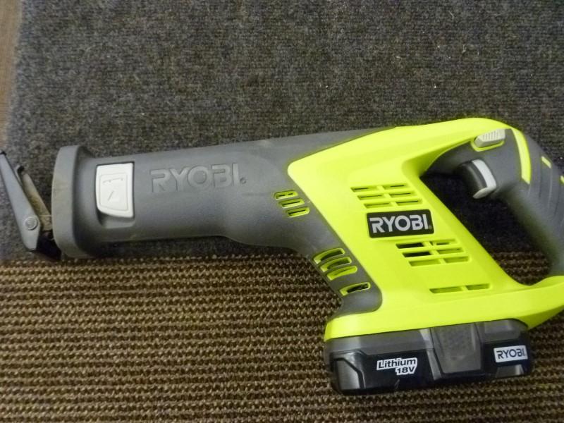 RYOBI Combination Tool Set P515