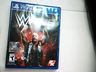 SONY Sony PlayStation 4 Game WWE 2K16 - PS4