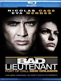 Blu-ray Bad Lieutenant *FORMER RENTAL*