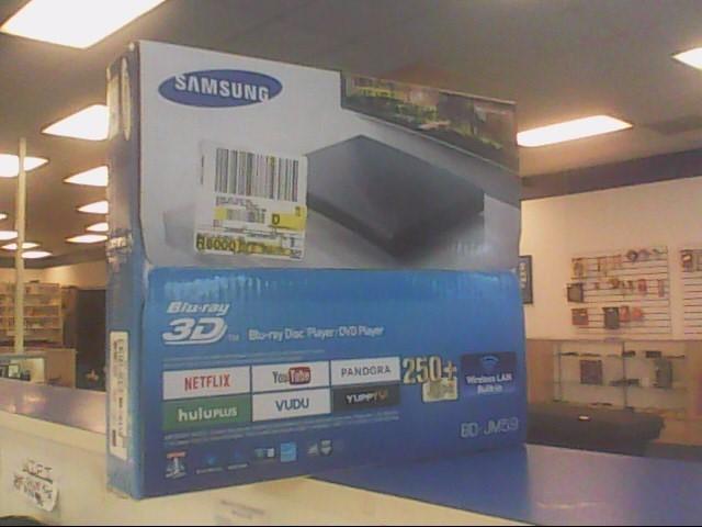SAMSUNG DVD Player BD-JM59