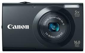 CANON Digital Camera POWERSHOT A3400 IS