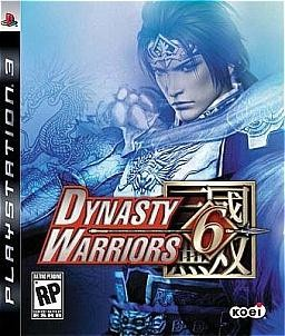 SONY Sony PlayStation 3 Game DYNASTY WARRIORS 6