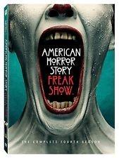 DVD BOX SET DVD AMERICAN HORROR STORY SEASON 4