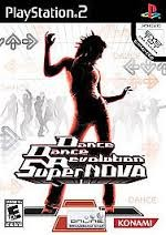 SONY Sony PlayStation 2 DANCE DANCE REVOLUTION SUPERNOVA