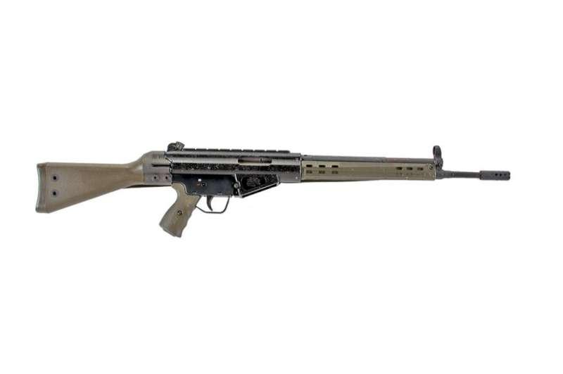 FEDERAL AMMUNITION Rifle FA91