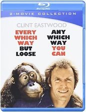 CLINT EASTWOOD BLU-RAY SERIES, TWO FULL LENGTH FAVORITES