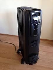 DELONGHI Heater EW7507EBL