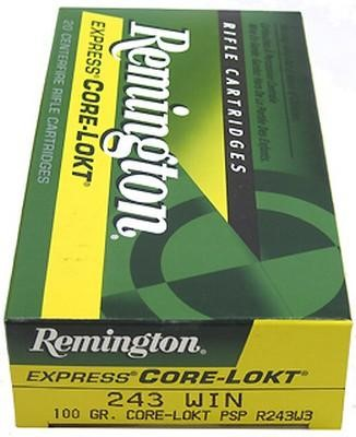 REMINGTON AMMUNITION R243W3