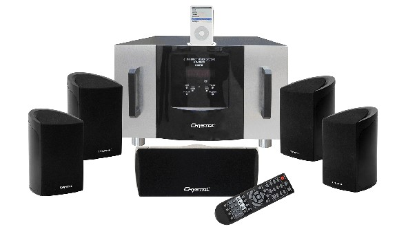 CRYSTAL HOME THEATER Home Theatre Misc. Equipment IHD-6000