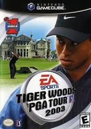 MICROSOFT Microsoft XBOX Game TIGER WOODS PGA TOUR 2003