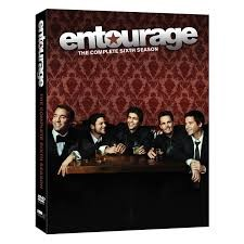 DVD BOX SET DVD ENTOURAGE SEASON SIX