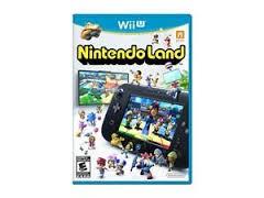 NINTENDO Nintendo Wii U Game NINTENDOLAND WII U