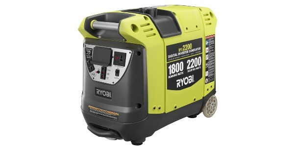 RYOBI Generator RYI 2200