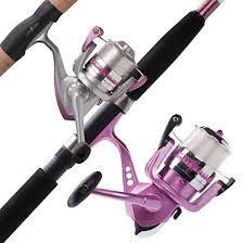 SHAKESPEARE FISHING Fishing Pole LADY FISH