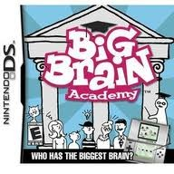 NINTENDO Nintendo DS Game BIG BRAIN ACADEMY