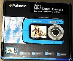 POLAROID Digital Camera IF045