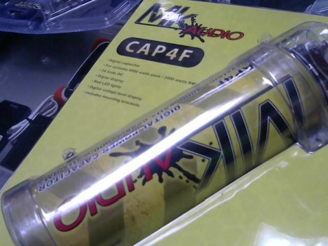 MK AUDIO Car Audio CAP4F