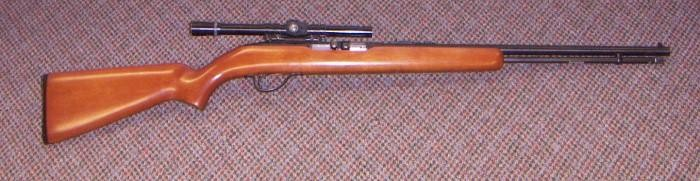 SPRINGFIELD ARMORY Rifle 187