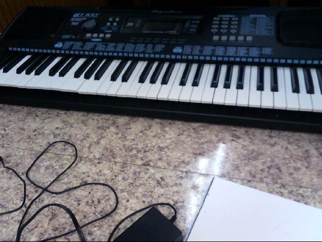 SPECTRUM Keyboards/MIDI Equipment AIL 496