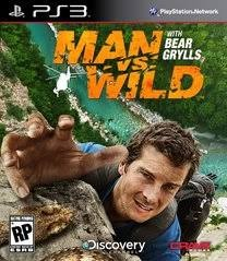 SONY Sony PlayStation 3 Game MAN VS WILD PS3