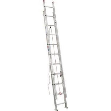 WERNER LADDER Ladder D1120-2 20FOOT EXTENSION LADDER