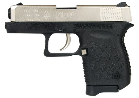 Diamondback Model DB9 9mm Semi Auto Pistol