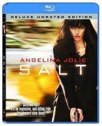 BLU-RAY MOVIE Blu-Ray SALT