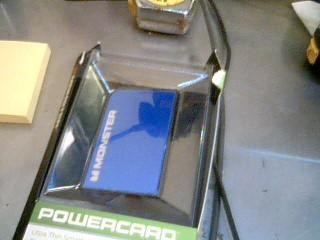 MONSTER POWER CARD MBL PCARD