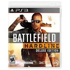 SONY Sony PlayStation 3 Game BATTLEFIELD HARDLINE PS3