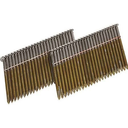 "GRIP RITE Nailer/Stapler COLLATED FRAMING NAILS 3""X.120"" (10D)"