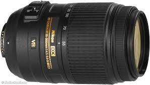 NIKON Lens/Filter DX AF-S NIKKOR 55-300MM 1:4.5-5.6GED