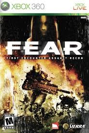 MICROSOFT Microsoft XBOX 360 Game FEAR FIRST ENCOUNTER ASSAULT RECON