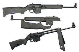KEL TEC Rifle SU-16A