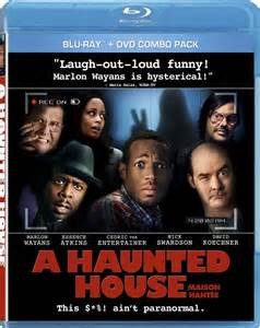 BLU-RAY MOVIE Blu-Ray A HAUNTED HOUSE