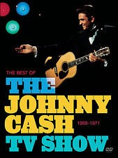 THE BEST OF JOHNNY CASH, MUSICAL DVD MOVIE OF HIS TV SHOW.