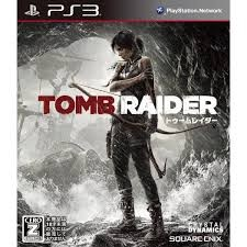 SONY Sony PlayStation 3 Game PS3 TOMB RAIDER